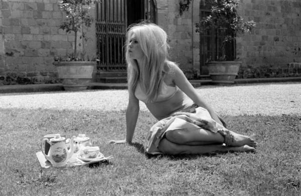Sex Symbol Photograph - Brigitte Bardot by Jean-pierre Bonnotte