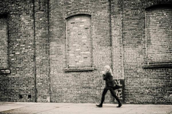 Wall Art - Photograph - Brisk Walk Thru Brooklyn by T-S Fine Art Landscape Photography