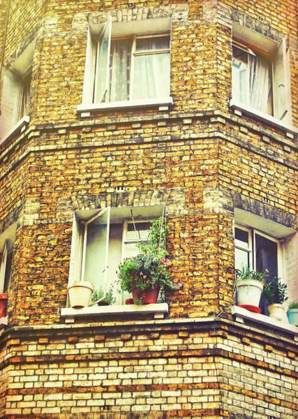 Photograph - British Brickwork by JAMART Photography