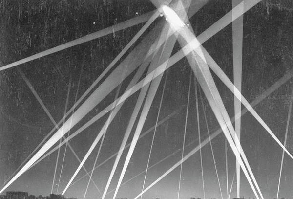 Crisscross Wall Art - Photograph - British Civilian Defense Forces Fire On by Time Life Pictures