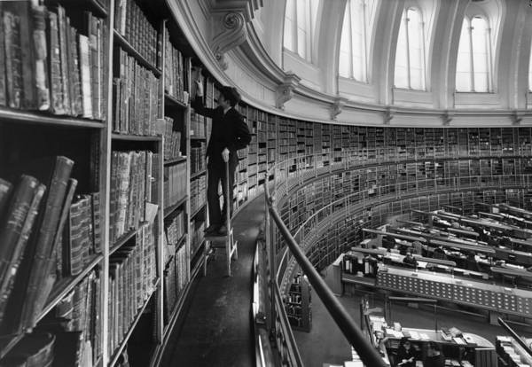 Publication Photograph - British Museum by Peter King