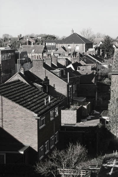 Photograph - British Rooftops  by Doc Braham