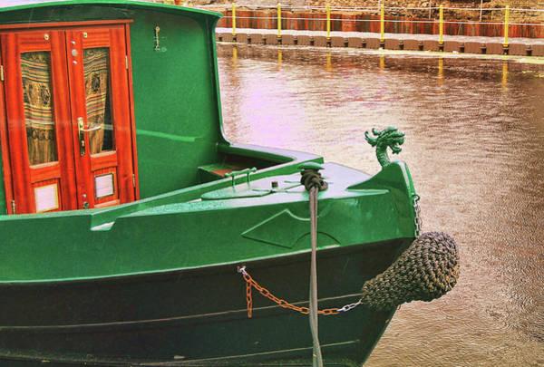 Photograph - British Waterways by JAMART Photography