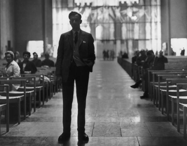 Photograph - Brittens Requiem by Erich Auerbach