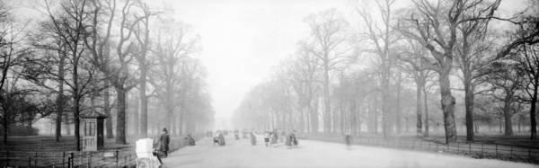 Wall Art - Photograph - Broad Walk by Alfred Hind Robinson