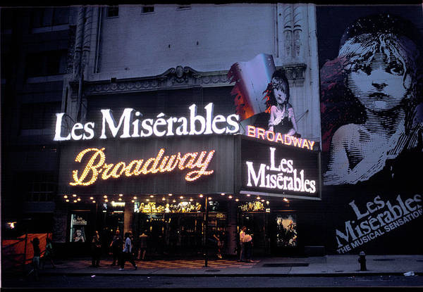 Photograph - Broadway In United States - by Gerard Sioen