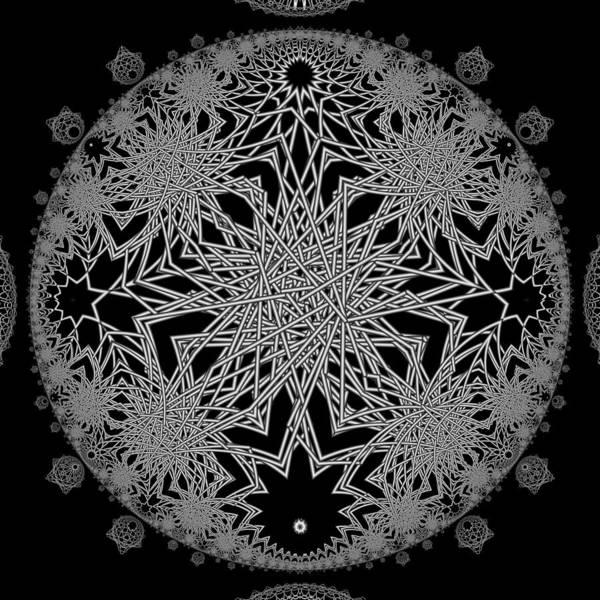 Digital Art - Brocarborn by Andrew Kotlinski