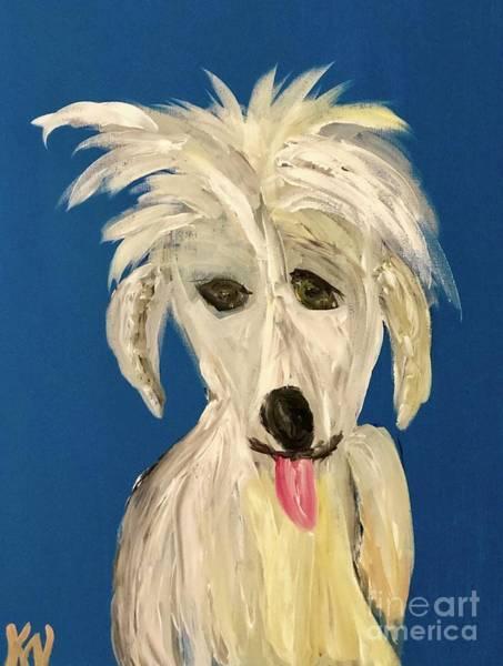 Painting - Brodie by Karen Nicholson