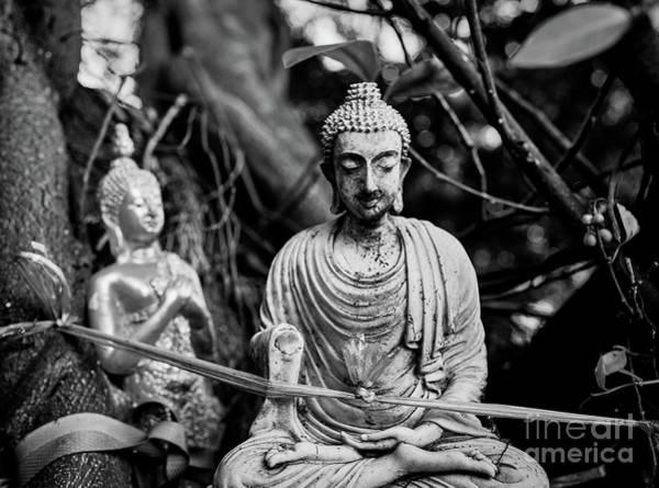 Wall Art - Photograph - Broken Buddha 8 by Dean Harte