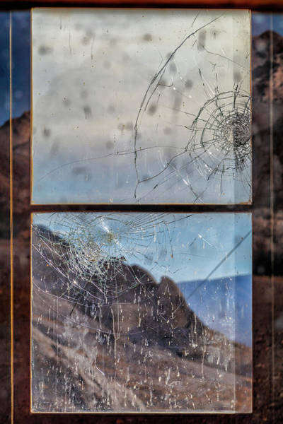 Photograph - Broken Dreams by Laura Roberts