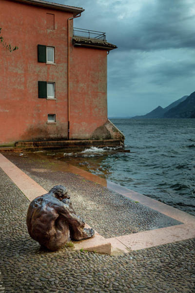 Wall Art - Photograph - Bronze In Contemplation by W Chris Fooshee