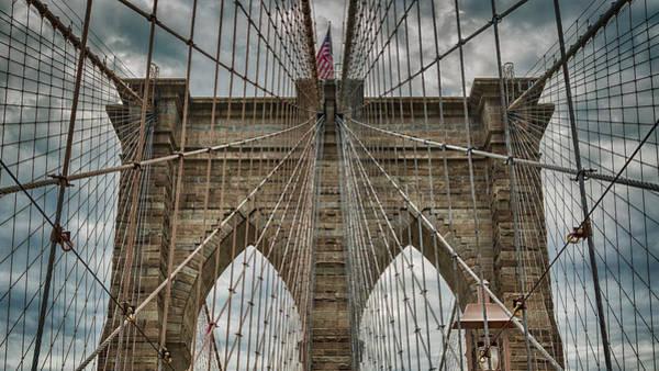 Wall Art - Photograph - Brooklyn Bridge #3 by Stephen Stookey