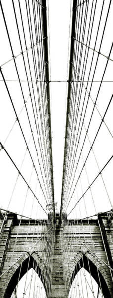 Photograph - Brooklyn Bridge by Giuseppe Ceschi