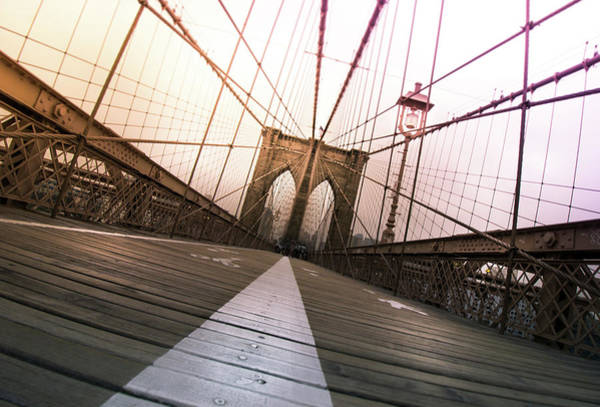 Wall Art - Photograph - Brooklyn Bridge, New York City by Nicklas Gustafsson
