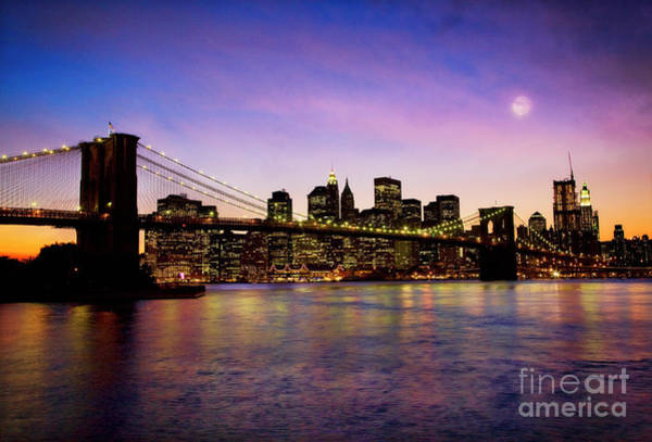 Photograph - Brooklyn Bridge by Scott Kemper
