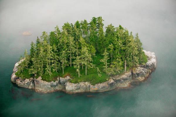 Archipelago Photograph - Broughton Archipelego, British by Mint Images/ Art Wolfe