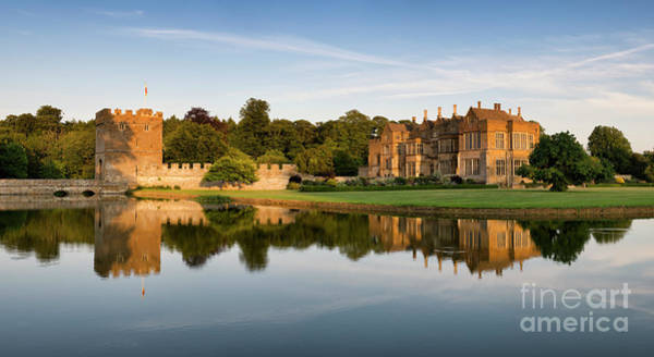 Photograph - Broughton Castle by Tim Gainey