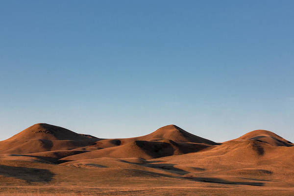 Photograph - Brown Mounds by Todd Klassy