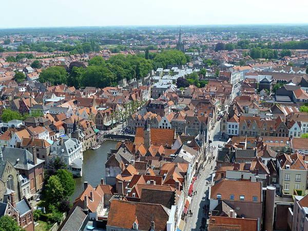 Belgium Photograph - Bruges by M.m. Photographer