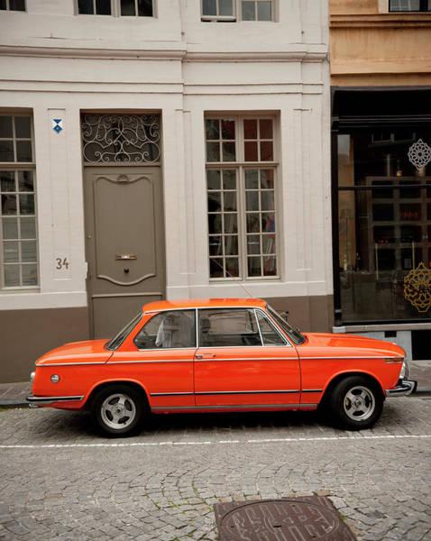 Belgium Photograph - Bruges, West Flanders, Belgium by Latitudestock