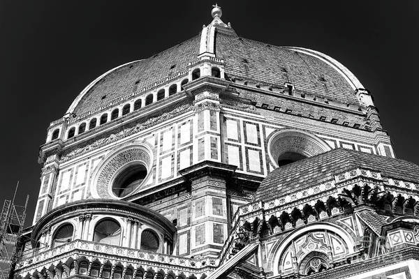 Photograph - Brunelleschi's Dome At The Florence Cathedral by John Rizzuto