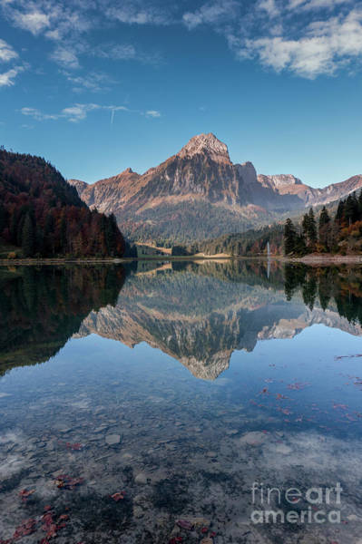 Swiss Alps Wall Art - Photograph - Brunnelistock by DiFigiano Photography