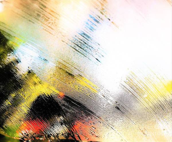 Photograph - Brush Strokes by Merle Grenz
