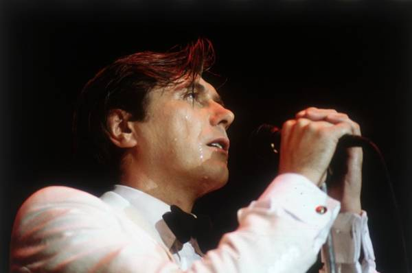 New Wave Music Photograph - Bryan Ferry by Keystone