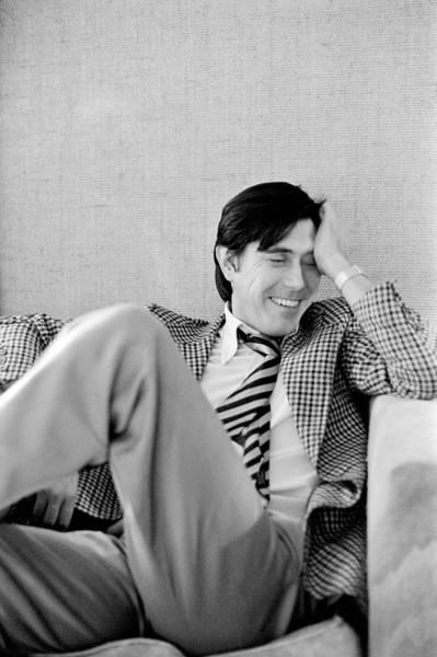 Photograph - Bryan Ferry Portrait by Michael Ochs Archives