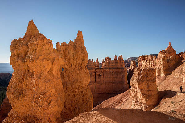 Photograph - Bryce Canyon Np V Color by David Gordon