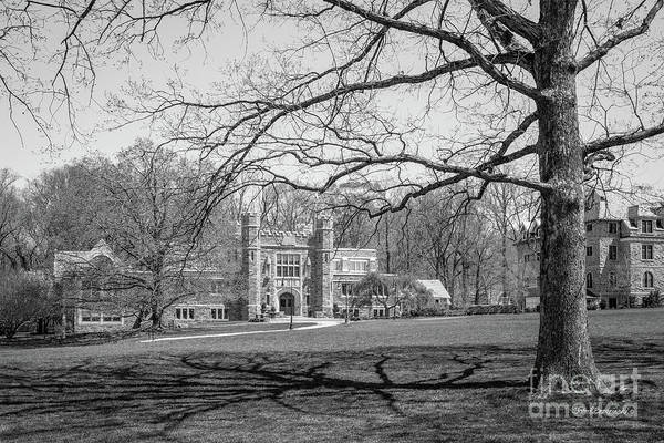 Wall Art - Photograph - Bryn Mawr College Campus Center by University Icons