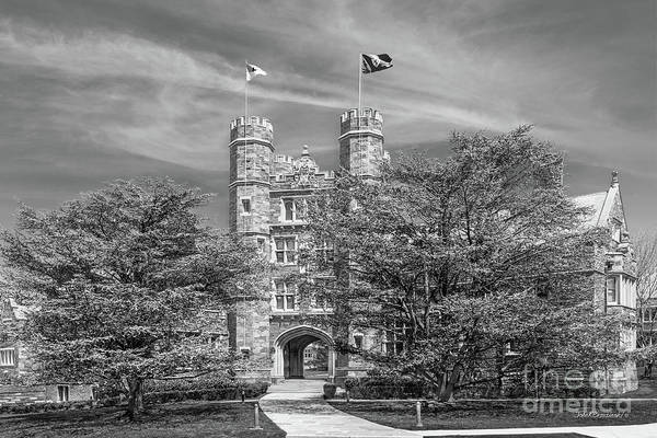 Wall Art - Photograph - Bryn Mawr College Landscape by University Icons