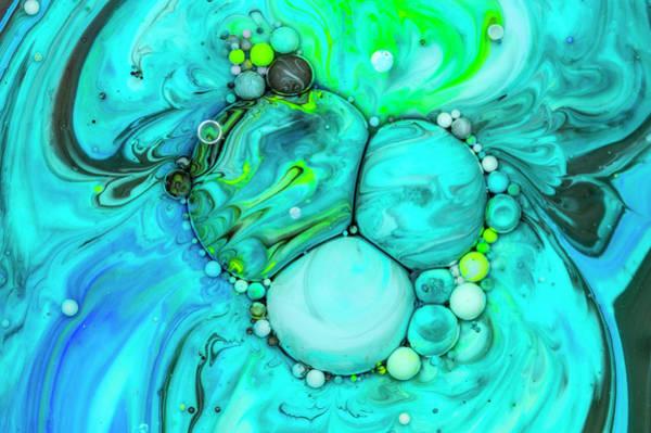 Digital Art - Bubbles Art - Hestia by Nikolovi-Art