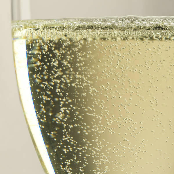 Romance Photograph - Bubbles Of Champagne by Plainview