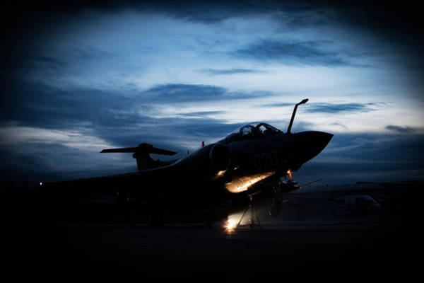 Photograph - Buccaneer In The Shadows by J Biggadike