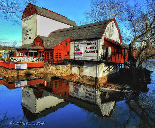 Wall Art - Photograph - Bucks County by Kathi Isserman