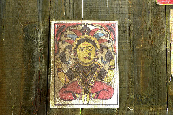 Wall Art - Photograph - Buda Poster In India by David Lee Thompson