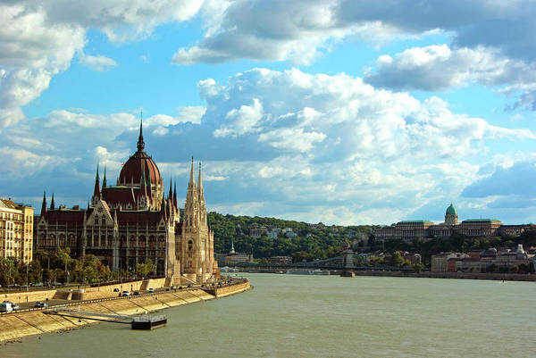 Buda Photograph - Budapest Afternoon by Aginger