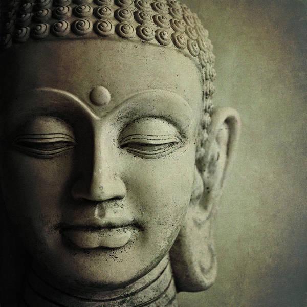 Randle Photograph - Buddha by Photo - Lyn Randle