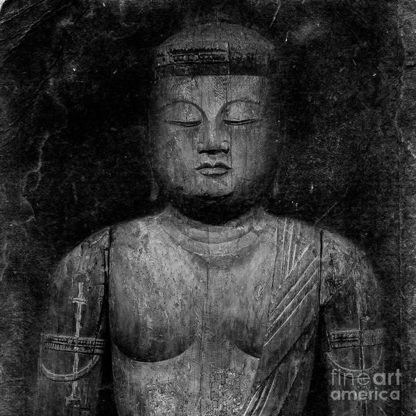 Wall Art - Photograph - Buddha Square by Edward Fielding