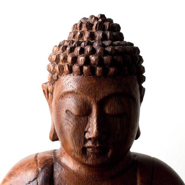 Art Object Photograph - Buddha Statue by Rocksunderwater