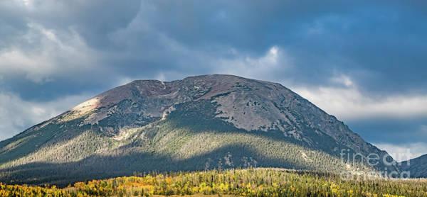 Photograph - Buffalo Mountain by Jon Burch Photography