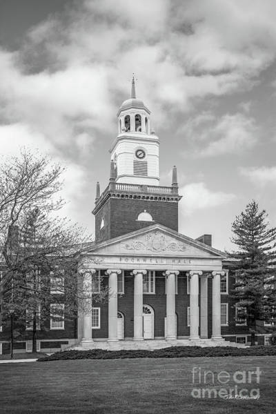 College Photograph - Buffalo State College Rockwell Hall by University Icons