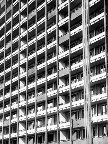 Sofia Photograph - Building In Bulgaria In 1970 by Keystone-france