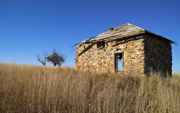 Photograph - Built To Last by Carl Young