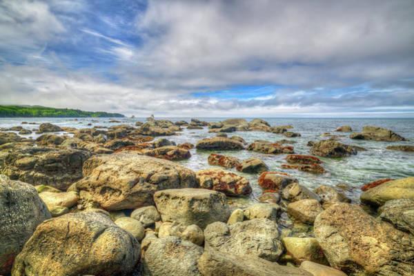 Wall Art - Photograph - Bullman Beach Rocks by Spencer McDonald