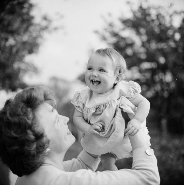 Photograph - Bundle Of Joy by Chaloner Woods