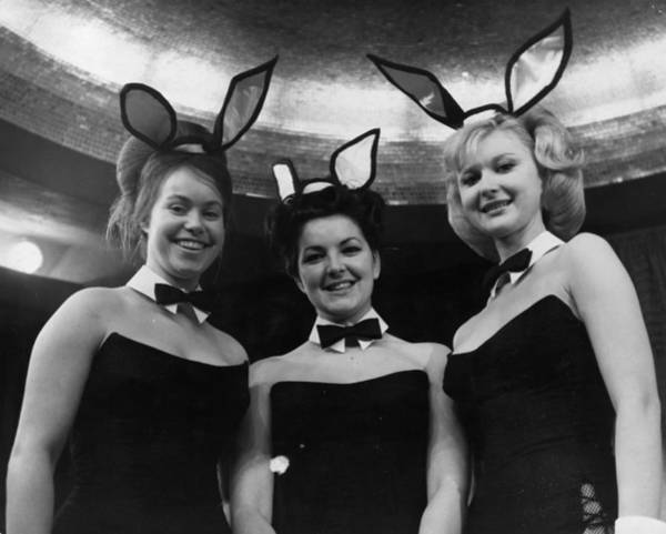 Service Photograph - Bunny Girls by J Wilds