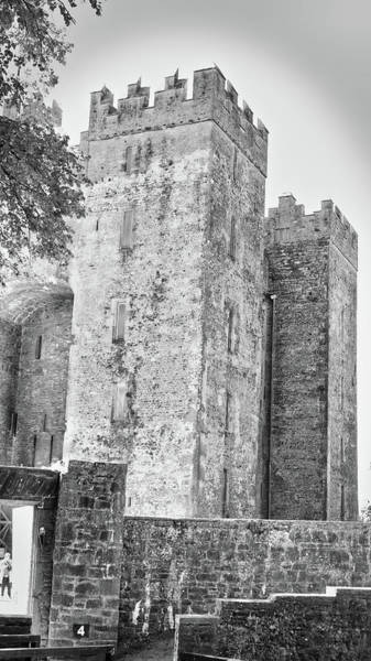 Wall Art - Photograph - Bunratty Castle by Cathy P Jones