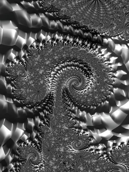 Digital Art - Burden Of Proof by Jeff Iverson